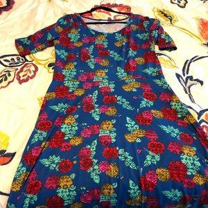 Size 3XL Lularoe Ana dress